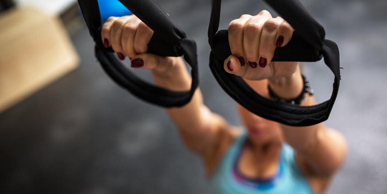Fitness TRX a Pavia