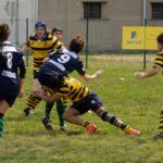 cus pavia rugby femminile