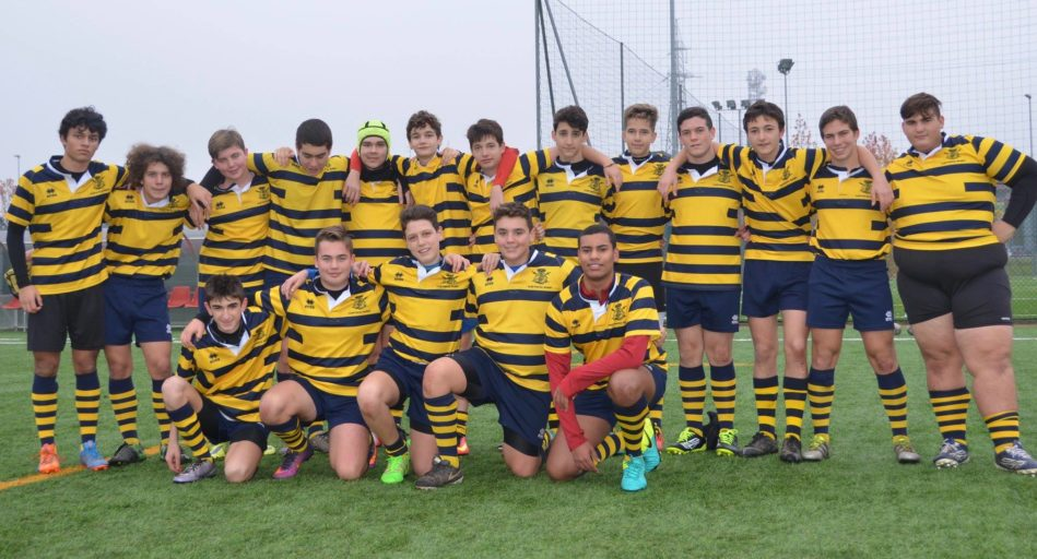 cus pavia rugby