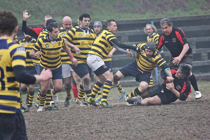 cus pavia rugby milold