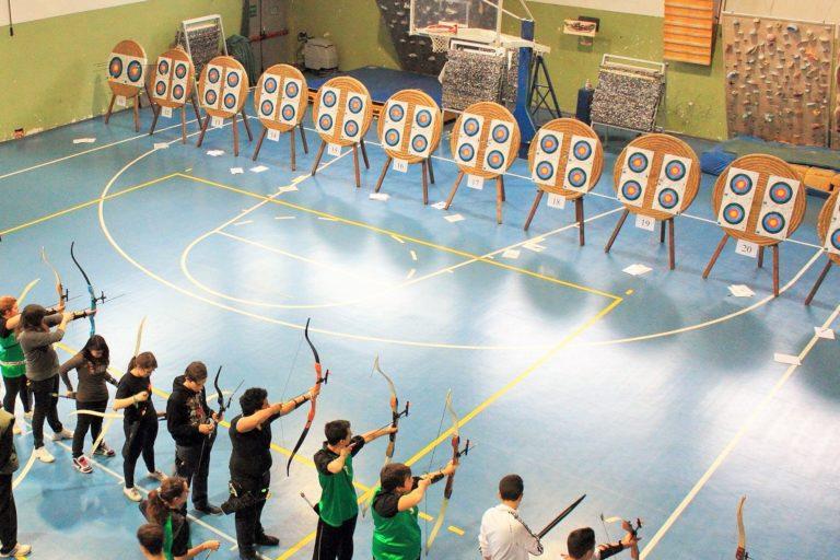 cus pavia archery