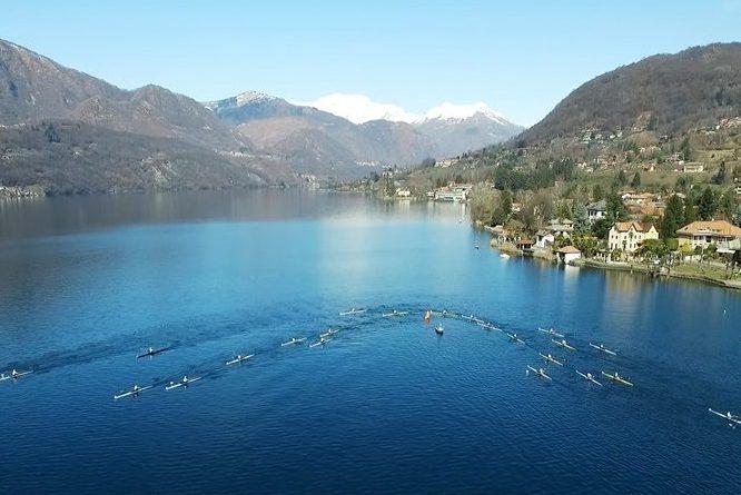 orta challenge cus pavia rowing