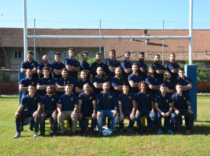 cus pavia rugby- serie C