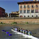Sabato 2 giugno, sull'Arno la regata Pavia-Pisa