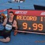 Filippo Tortu inaugurerà l'anno sportivo universitario