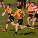 Rugby Serie A femminile: sconfitta di misura a Monza