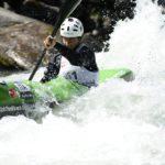 Canoa discesa: subito ai vertici