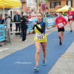 Trofeo Frigerio: Marta Andreoni si conferma a buon livello tra le cadette