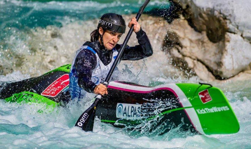 Canoa discesa: Mathilde Rosa trionfa in Coppa del mondo