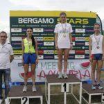 Campionati Regionali Assoluti: Martina Gambuzza show! Oro nelle siepi e argento nei 5000