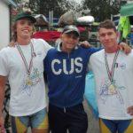 Canoa – 6 titoli per i gialloblu ai regionali