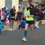 Vola Francesca Ferri nei 10km della olio d'oliva run