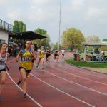 Atletica leggera – con la formula dei TAC (test di allenamento certificati) l'atletica riparte anche a Pavia